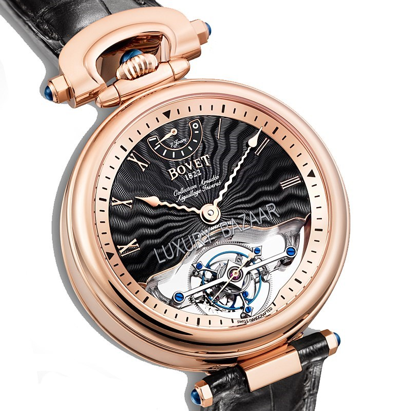 Amadeo Fleurier 0 7-Day Tourbillon Red Gold
