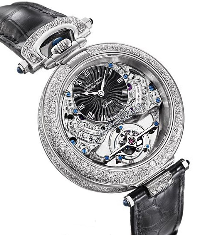 Amadeo Fleurier 0  7-Day Tourbillon White Gold