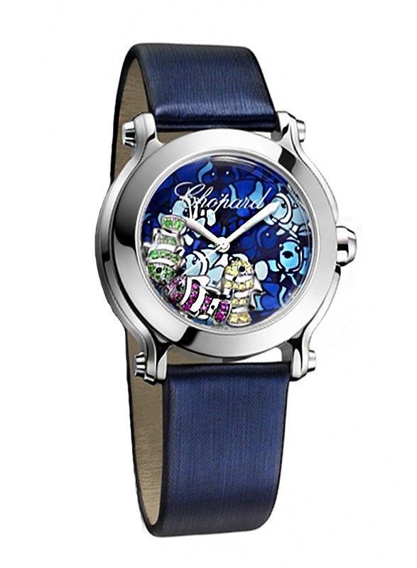 Happy Fish Ladies Watch 278475-3049