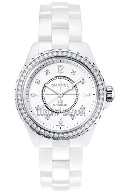 J12 Classic Diamond Dial 38 mm