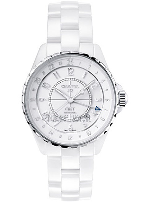 J12 GMT White Ceramic H3103