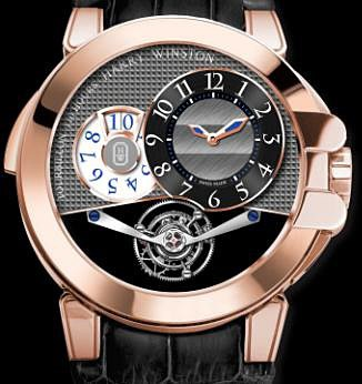 Ocean Tourbillon Big Date OCEMTD45RR002