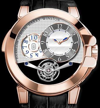 Ocean Tourbillon Big Date OCEMTD45RR001