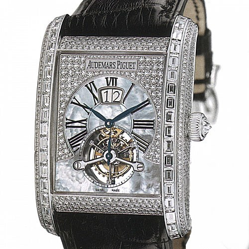 Edward Piguet Large Date Tourbillon 26119BC.ZZ.D002CR.01