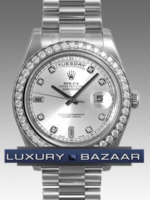 Rolex Oyster perpetual Day-Date 218349 sdp