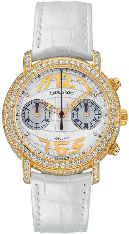Jules Audemars Lady Globe Chronograph 26037BA.ZZ.D014CR.01.A