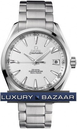 Seamaster Aqua Terra Automatic Chronometer 41.5mm ( SS / Silver /SS)