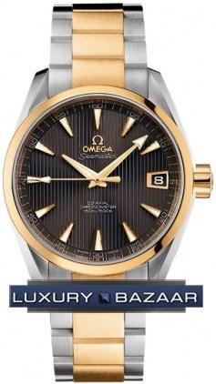 Seamaster Aqua Terra Automatic Chronometer 38.5mm 231.20.39.21.06.002