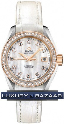 Seamaster Aqua Terra Ladies Automatic 231.28.30.20.55.001