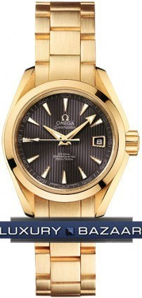 Seamaster Aqua Terra Ladies Automatic 231.50.30.20.06.002