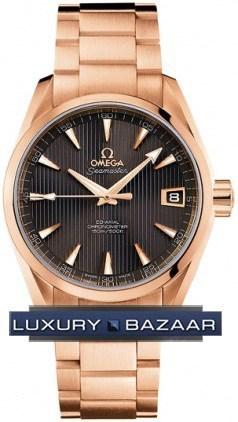 Seamaster Aqua Terra Automatic Chronometer 38.5mm 231.50.39.21.06.001