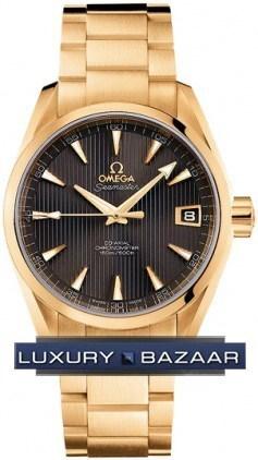 Seamaster Aqua Terra Automatic Chronometer 38.5mm 231.50.39.21.06.002