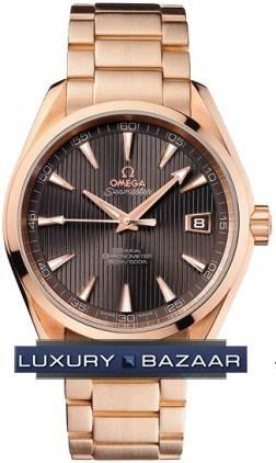 Seamaster Aqua Terra Automatic Chronometer 41.5mm 231.50.42.21.06.001