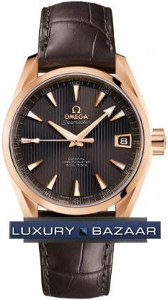 Seamaster Aqua Terra Automatic Chronometer 38.5mm 231.53.39.21.06.001