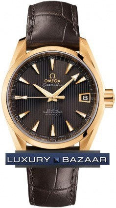 Seamaster Aqua Terra Automatic Chronometer 38.5mm 231.53.39.21.06.002