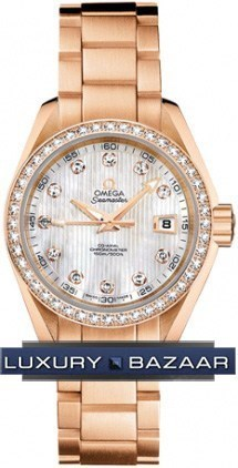 Seamaster Aqua Terra Ladies Automatic 231.55.30.20.55.001
