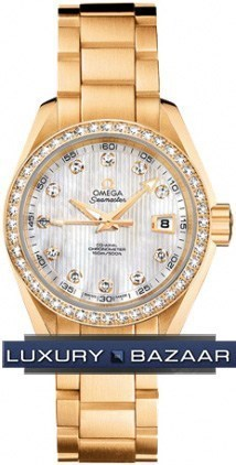Seamaster Aqua Terra Ladies Automatic 231.55.30.20.55.002