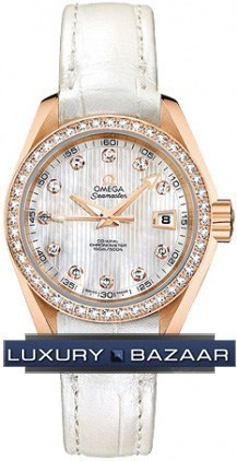 Seamaster Aqua Terra Ladies Automatic 231.58.30.20.55.001
