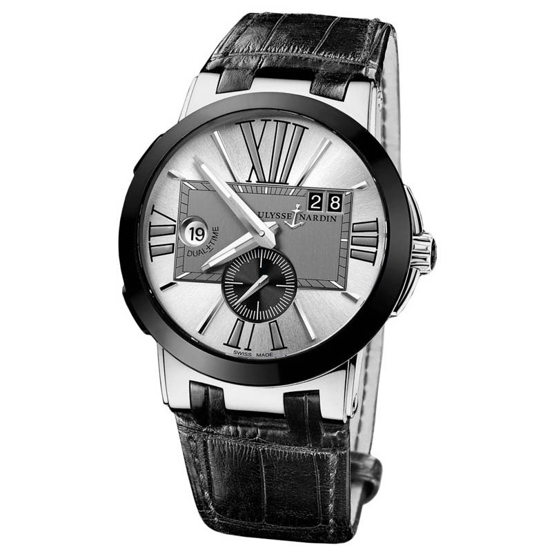 Executive Dual Time 43mm 243-00/421