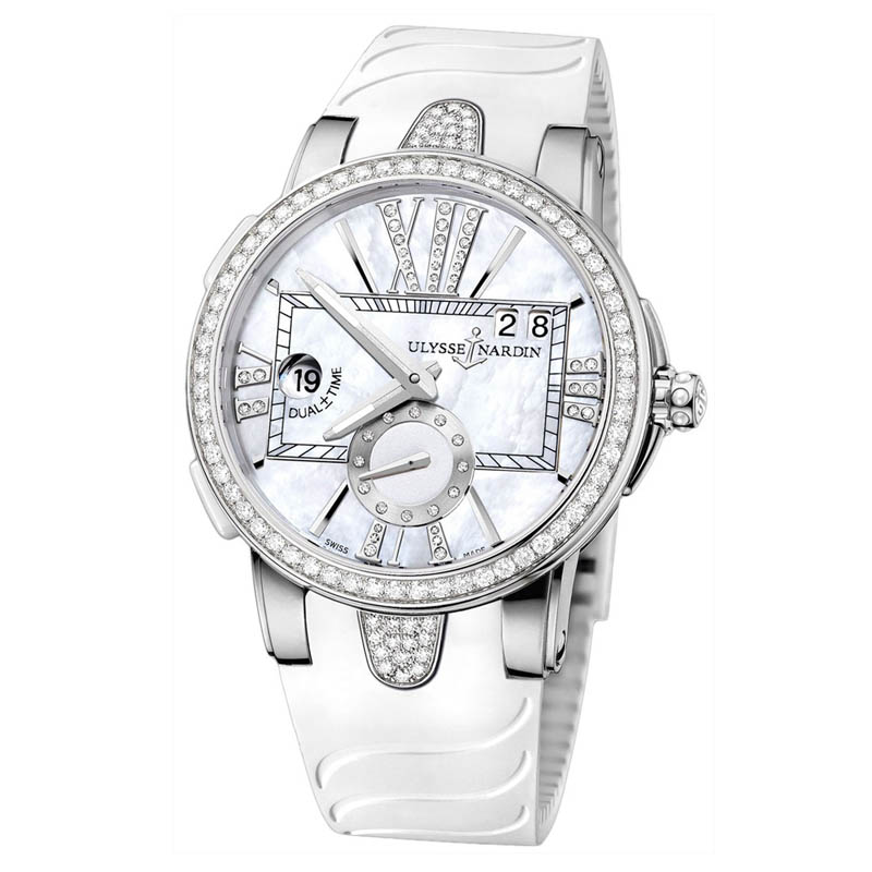 Executive Dual Time Ladies 40mm 243-10B-3C/391