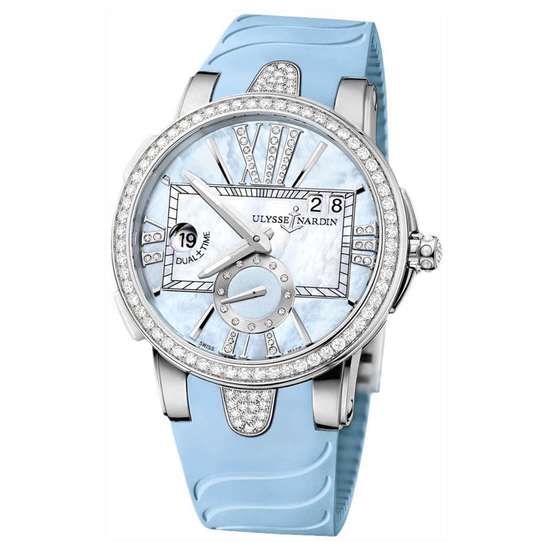 Executive Dual Time Ladies 40mm 243-10B-3C/393
