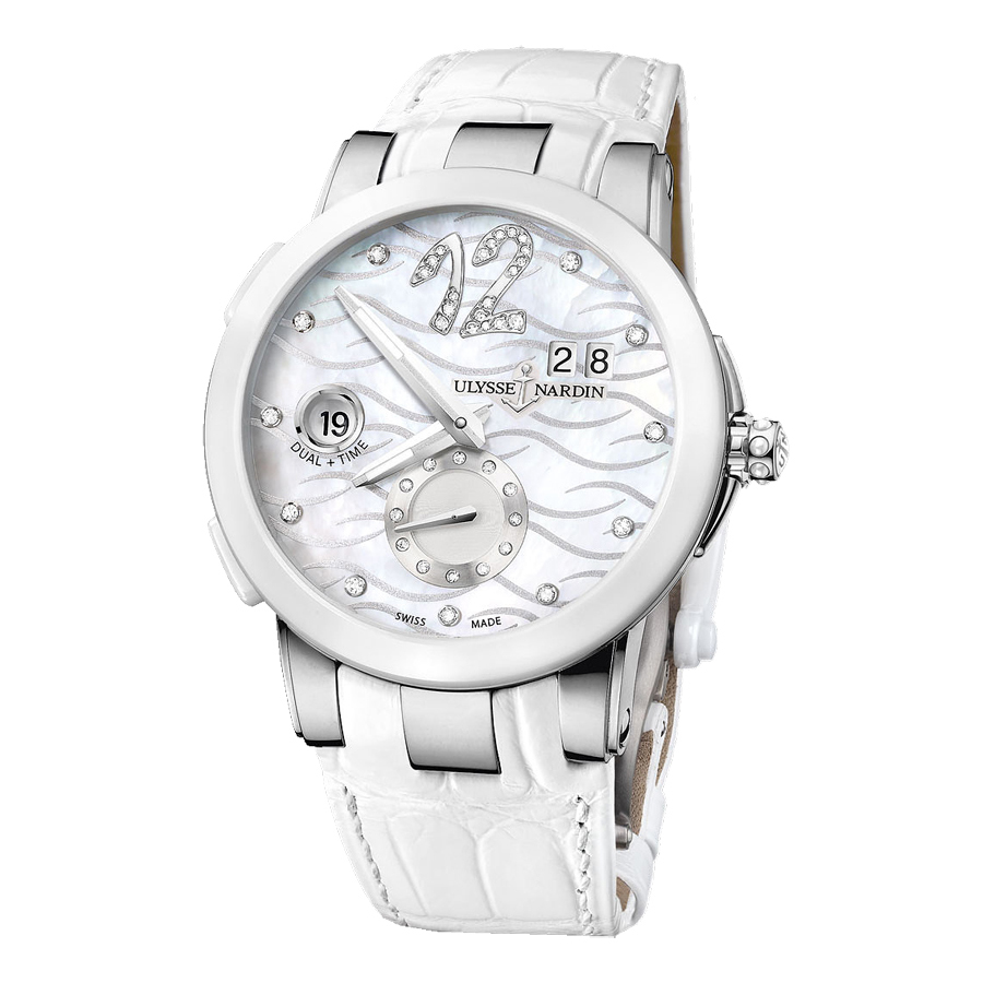 Executive Dual Time Ladies 40mm 243-10/691