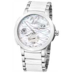 Executive Dual Time Ladies 40mm 243-10-7/691