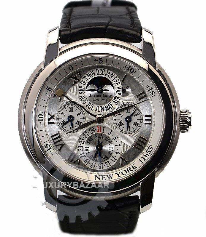 Jules Audemars Equation of Time 26003BC.OO.D002CR.01