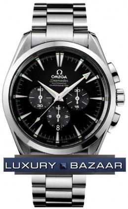 Seamaster Aqua Terra Chronograph 2512.5
