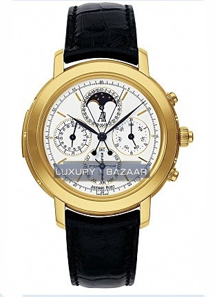 Jules Audemars Grand Complication 25866BA.OO.D002CR.02