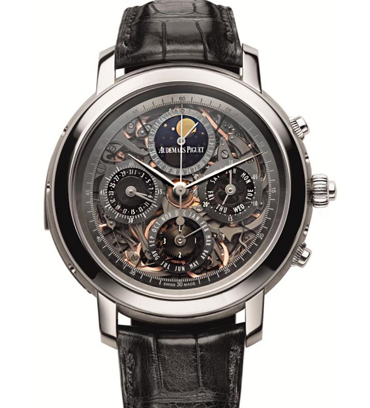 Jules Audemars Grande Complication 25996TI.OO.D002CR.02