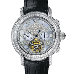Jules Audemars Lady Tourbillon Chronograph 26083BC.ZZ.D102CR.01