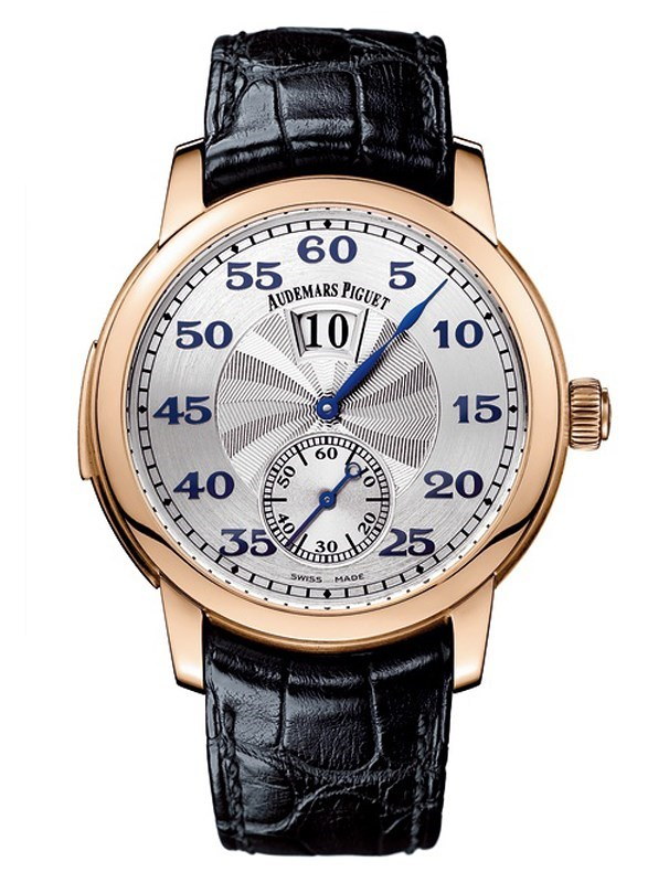 Jules Audemars Minute Repeater Jumping Hours 26151OR.OO.D002CR.02