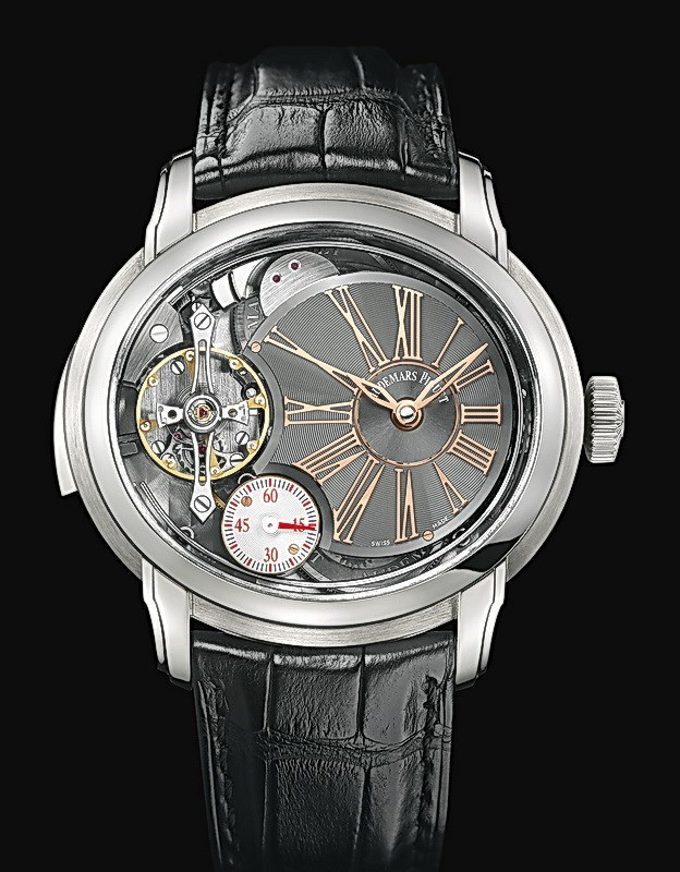 Millenary Hand Wound Minute Repeater 26371TI.OO.D002CR.01