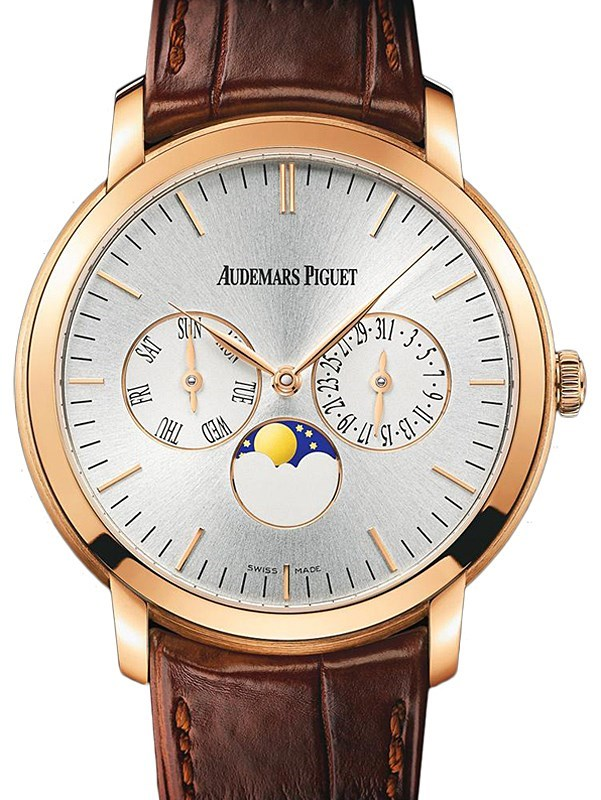 Jules Audemars Moon Phase Calendar 26385OR.OO.A088CR.01