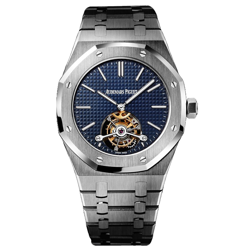 Royal Oak Tourbillon 41 mm Extra-Thin 26510ST.OO.1220ST.01