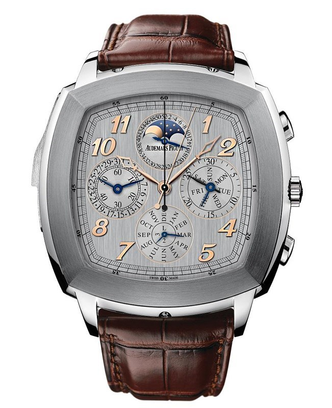 Classic Tradition Perpetual Calendar 26567TI.OO.D092CR.01