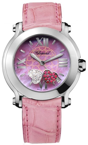 Happy Sport II Hearts Ladies Watch 278475-3004
