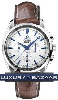 Seamaster Aqua Terra Chronograph 2812.30.37