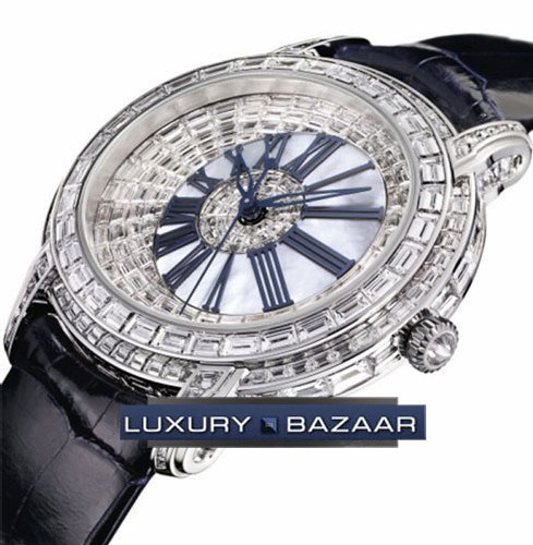 Millenary Baguette-Cut Diamonds Ladies 77306BC.ZZ.D025SU.01