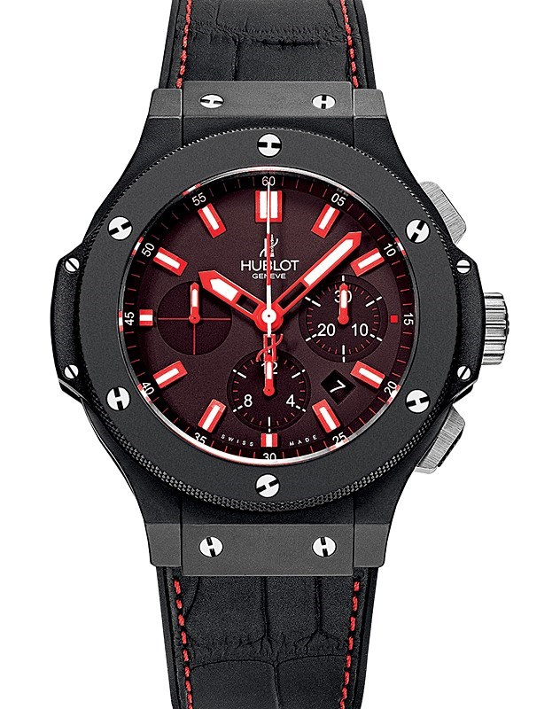 Big Bang Chrono Red Magic 301.CI.1123.GR