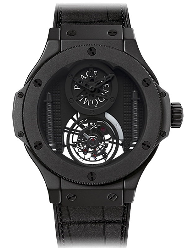 Big Bang Vendome Tourbillon All Black 305.CI.0009.GR