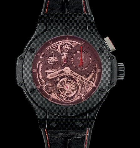Big Bang Chrono Tourbillon Ferrari 308.QX.1110.HR.SCF11