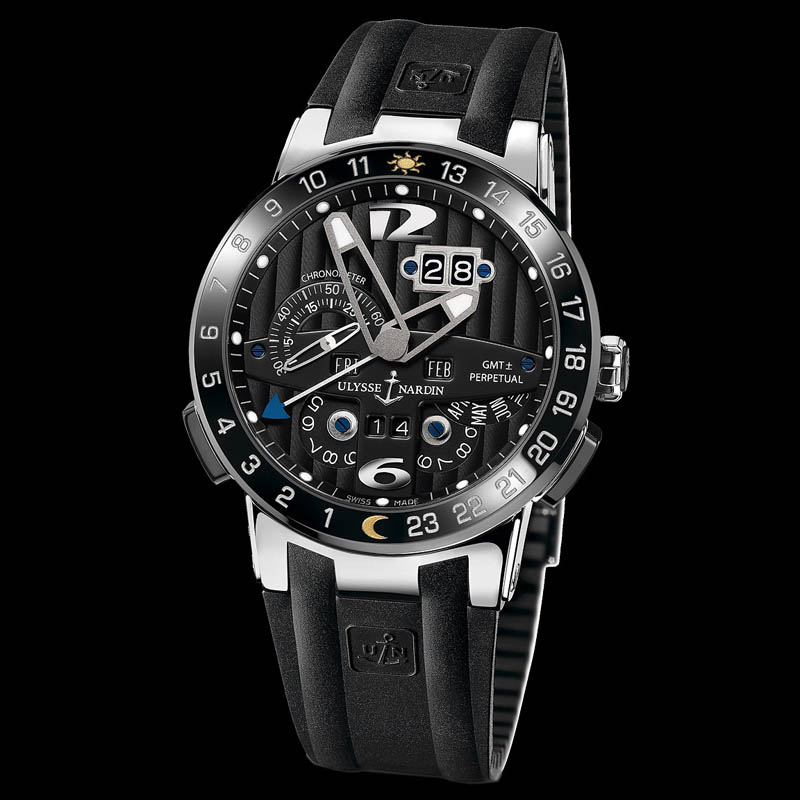 El Toro/Black Toro GMT Perpetual 43mm 320-00-3