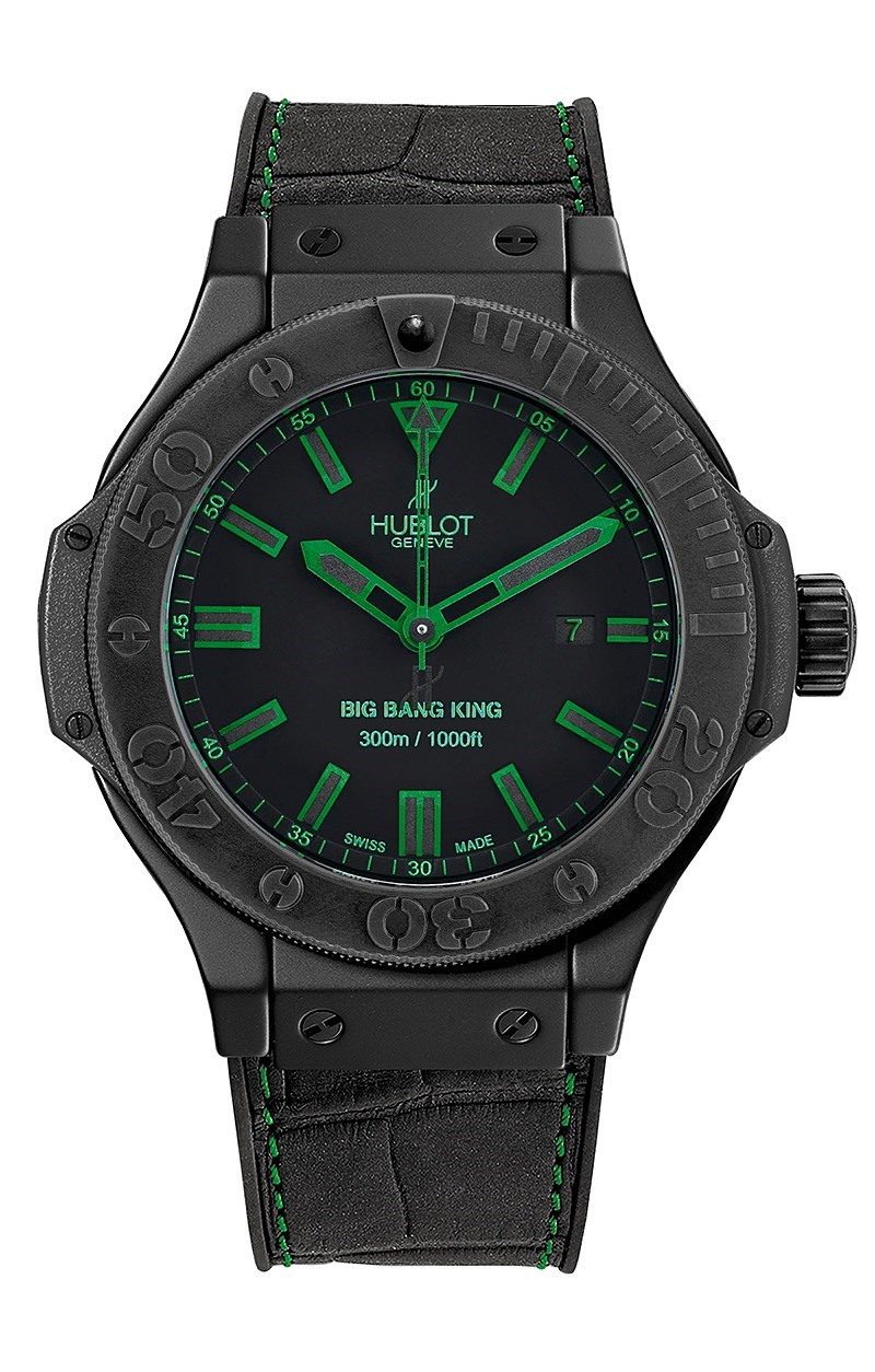 Big Black All Black Green 322.CI.1190.GR.ABG11
