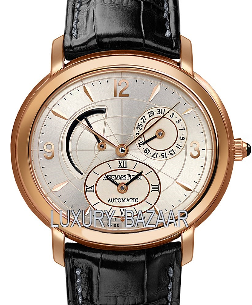 Millenary Dual Time 25778OR.OO.D067CR.01