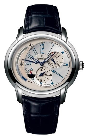 Millenary Maserati Dual Time 26150PT.OO.D028CR.01