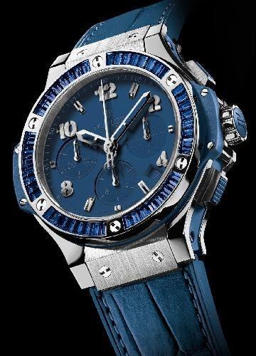 Steel Tutti Frutti Dark Blue 341.SL.5190.LR.1901