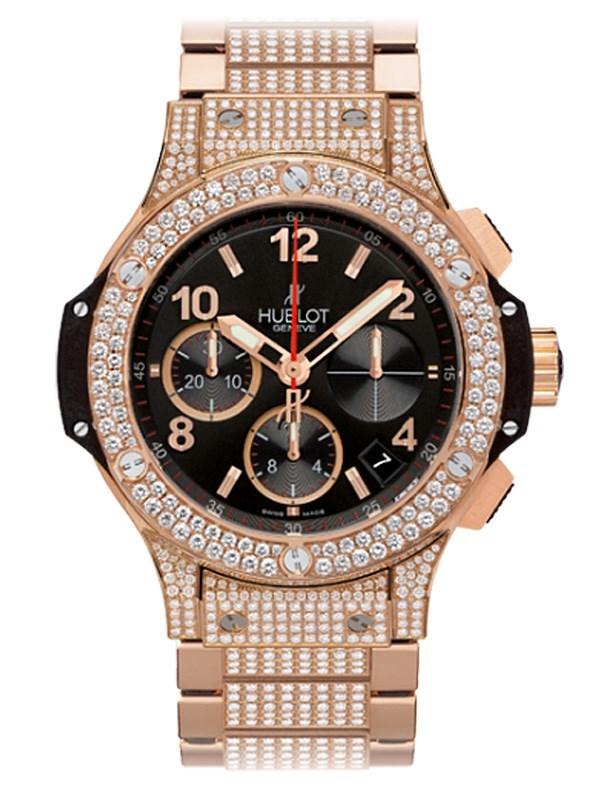 Big Bang Gold Bracelet Pave 341.PX.1223.PX.2704