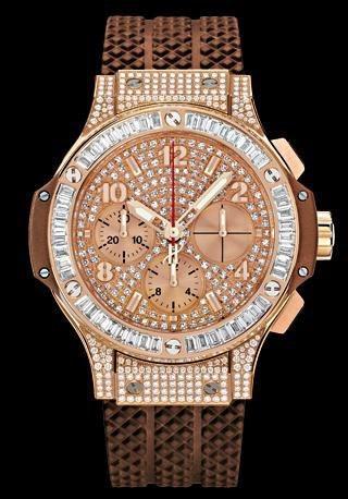 Big Bang Cappuccino Gold 341.PC.9114.RX.094